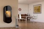 Kaminfeuer wandelt das Zuhause in einen Hotspot