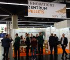 Innovations-Zentrum Pellets auf der IFH/Intherm 10.-13. April 2018