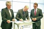Zukunft ERDGAS und ZVSHK schlie�en Zukunftsvereinbarung