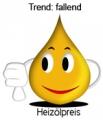 Heizölpreise am Dienstagmorgen: Heizölpreise heute im Sinkflug