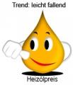 Heizölpreise am Freitagmorgen: Weicherer Heizöl-Wochenausklang möglich