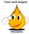 Heizölpreise am Freitagmorgen: Heizöl wird sich wohl fester ins Wochenende verabschieden