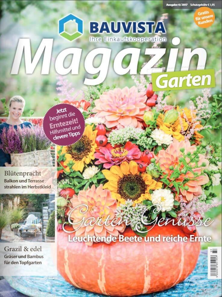 BAUVISTA Magazin 04/2017