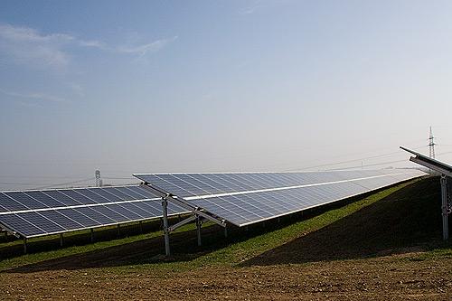 Erneuerbare Energien sind auf den Vormarsch