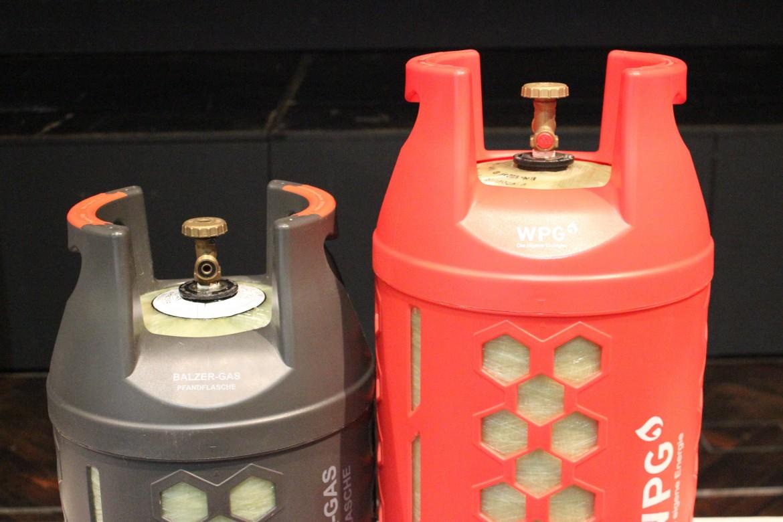 Gibt es ein Haltbarkeitsdatum für Flüssiggas-Flaschen?