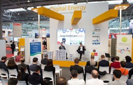 HANNOVER MESSE: Mehr Energieeffizienz durch Digitalisierung