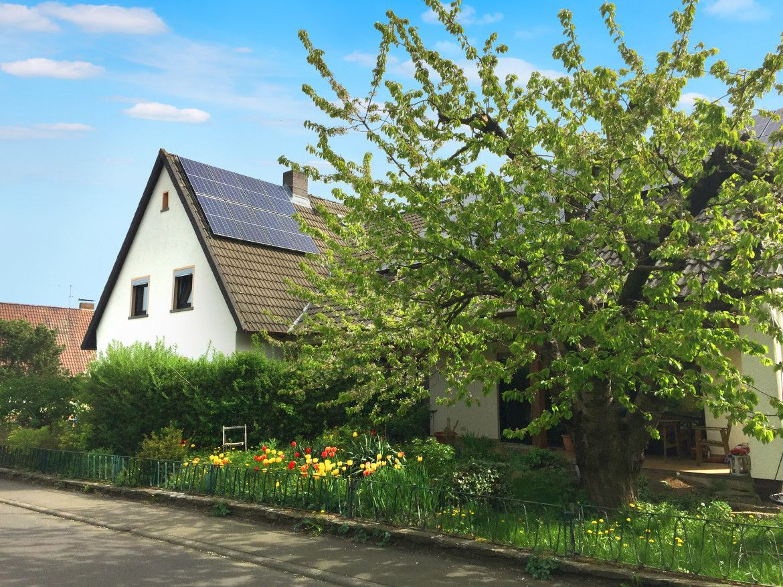 Hybride Wärmeversorgung mit der eigenen PV-Anlage