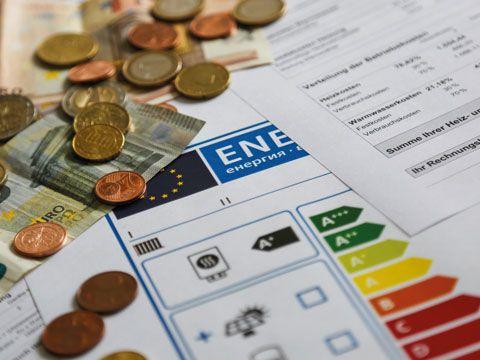 Energieeffizienzlabel für Heizungen