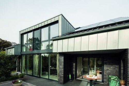 Ein Haus, drei Energiequellen - Ein Beispiel aus NRW