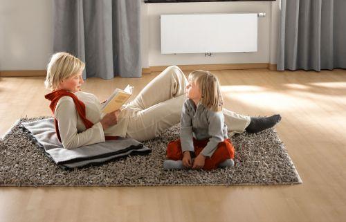 Wohnungslüftung – Geringe Keimbelastung sorgt für gesundes Wohnklima