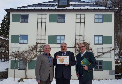 150.000ste Pelletfeuerung in Bayern in Betrieb genommen