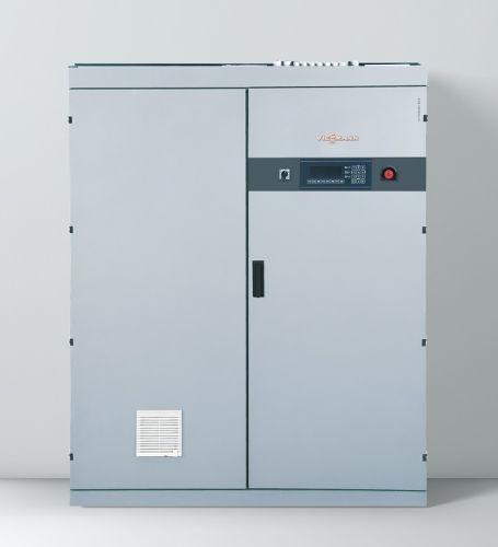 Vorgestellt: Das mit Erdgas betriebene BHKW Vitobloc 200 mit moderner Low NOx-Technologie