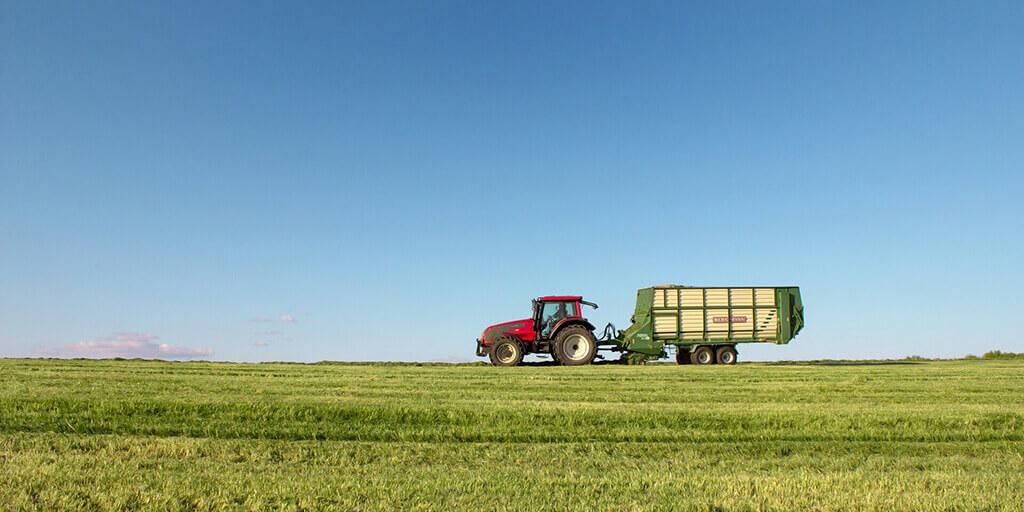 Diesel für die Landwirtschaft
