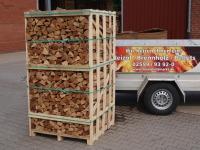 Kaminholz Buche kammergetrocknet 33 cm 1,8 RM Box
