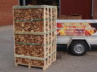 Kaminholz Buche kammergetrocknet 25 cm 1,8 RM Box