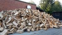 Laubmischholz kammergetrocknet 33 cm lang