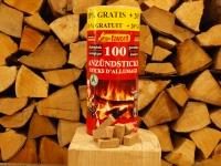 Anz�ndungsticks Dose 120 St�ck
