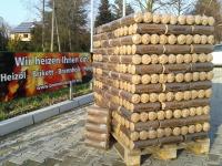 Kaminholzbriketts  aus Hartholz   1 Palette / 756 kg