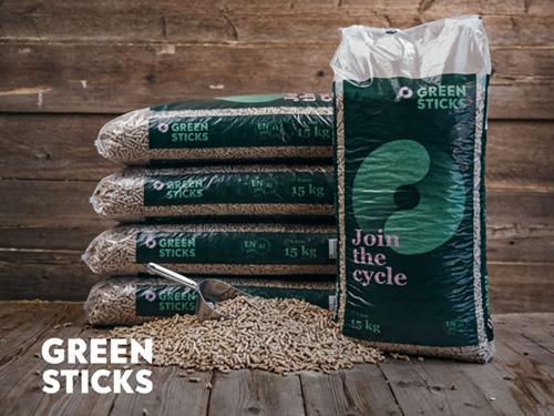 Vita Holz Pellets 1 Sack / 15 kg