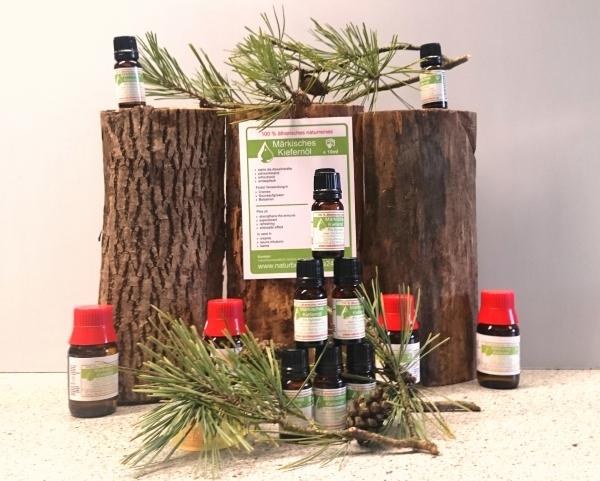 100% naturreines ätherisches vitalisierendes Kiefernöl 3x10ml Set z. Einführungspreis !!