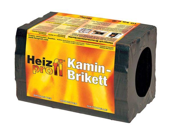 Rekord Kaminbrikett  / Palette