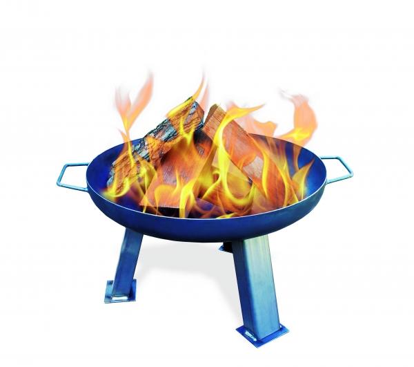 Feuerschale aus Edelstahl 55cm
