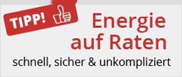 Energie auf Raten