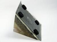 Lapislazuli-Turmalin Pyramide