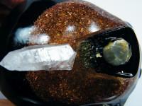 Orgonit Kristallschädel XL