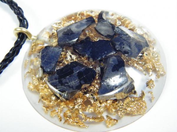 Meteoriten Amulett