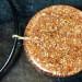 Malachit Anhänger mit Gold