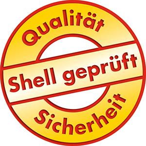 Shell Qualitätssiegel