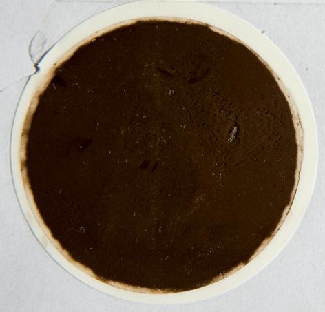Filterpads mit Standard-Heizöl
