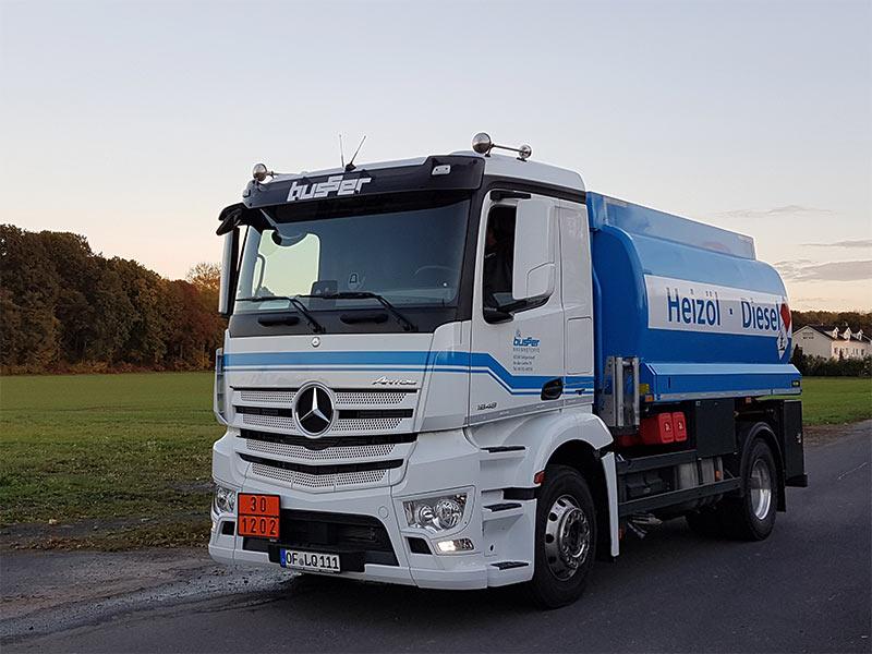 Tankwagen