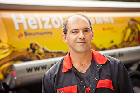 Bernd Baumanns