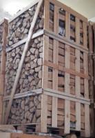 Birke kammergetrocknet 25 cm