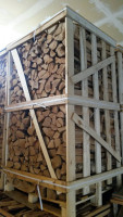 Birke kammergetrocknet 30 cm