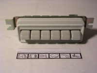 Schalterleiste W-311 / W-312