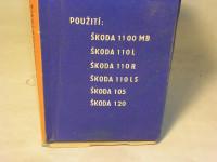 Luftfiltereinsatz für PKW-Skoda