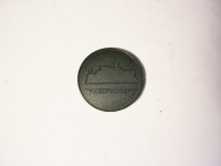 Lenkrad-Plakette / 353W / 1,3