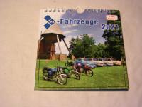 Postkartenkalender IFA-Fahrzeuge 2021