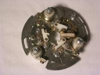 Unterbrecherplatte mit Kunststoff-Noggen / 311/312/313/353