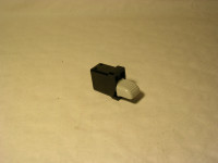 Schalter hellgrau 2-Polig