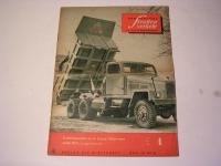 Straßenverkehr 4 / 1956 / Vorstellung Citroen DS19