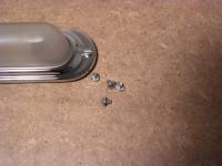 Schraube für Rahmen Innenleuchte