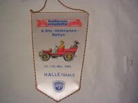 Wimpel Hallensia Mobile 1985