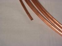 Kupferrohr / Meterware / 4mm