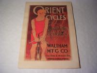 Plakat Orient-Cycles