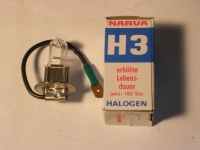 Halogenlampe 6 V-55 W