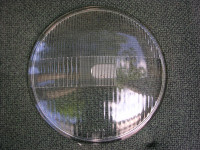 Scheinwerferglas 200mm / FER